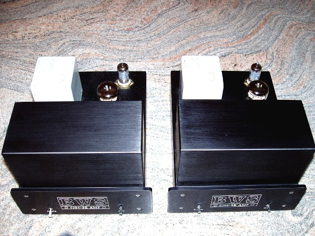 BWS Tube 6384-SE Single-Ended Amplifier